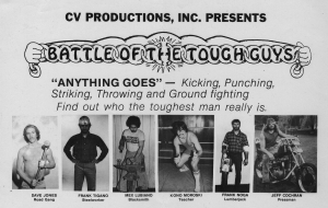 battle of the tough guys