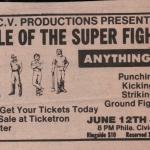 super fighters mma