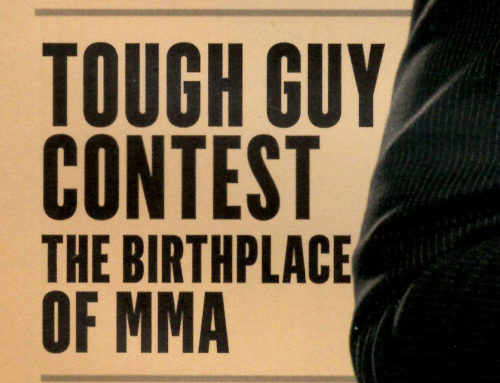 Tough Guys – The Birthplace of Mixed Martial Arts MMA
