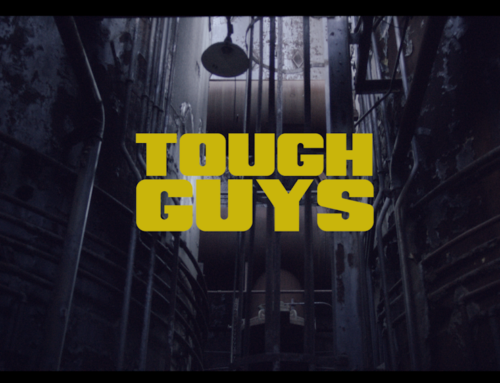 Tough Guys MMA Show Movie Film Documentary